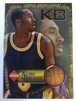 1998 Collector's Edge KB8 Gold Kobe Bryant #3, Los Angeles Lakers, Insert, HOF