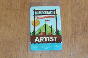 Sister Hazel Ed Kowalczyk Collective Soul The Dunwells Native Run Backstage Pass