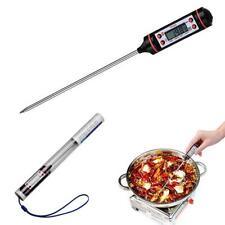 BBQ numérique Cuisson Viande sonde sélectionnable Thermomètre électroni D2