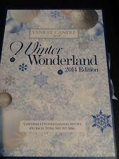 YANKEE CANDLE Winter Wonderland 2014 Edizione 12 votives