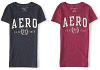 AERO Aeropostale Aero Wreath Graphic T  T-Shirt Top Tee  S,M,L,XL,2XL NEW! NWT!