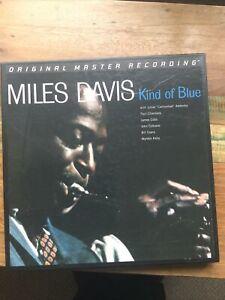 miles davis kind of blue vinyl MFSL
