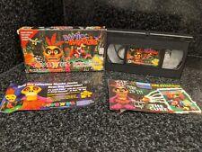 BANJO - KAZOOIE N64 VIDEO GAME-VHS•RARE PROMO•PREVIEW TAPE 1998 Toys R Us