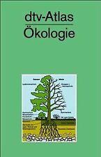 dtv - Atlas Ökologie. von Hergt, Manfred, Heinrich, Dieter | Buch | Zustand gut