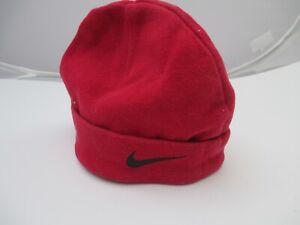 Nike Red Baby 9-12 M cap knit beanie