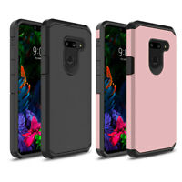 For LG G8 ThinQ G820 Case Shockproof Armor Hybrid Rugged Hard Slim Phone Cover