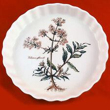 """BOTANICA Villeroy & Boch QUICHE DISH 9.5"""" NEW Made in Luxembourg"""