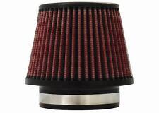 Injen (X-1018-BR) High Performance Air Filter - 4.50 Black Filter 6.75 Base
