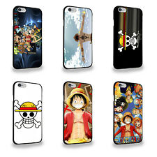 PIN-1 Anime One Piece Soft Rubber Phone Case Cover Skin for Samsung