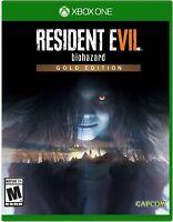 Capcom 55026 Resident Evil 7 Biohazard Gold Edition (Xbox One)