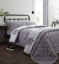 Polyester Floral Contemporary Decorative Bedspreads