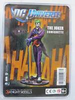 THE JOKER COMIQUETTE - Knight Models 70mm Rare New In Blister DC Universe Metal
