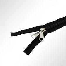 YKK Reißverschluss 1Wege weiß teilbar 130cm lang 5mm Spirale