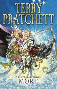 Mort: (Discworld Novel 4) (Discworld Novels) by Pratchett, Terry Paperback Book