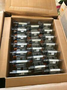 Case of 20 HID 045066 FARGO DTC1000 / DTC1250e YMCKOK 275 Imgs Color Ribbon NEW