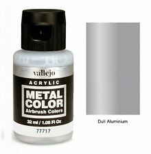 VAL77717 - Metal Color - Dull Aluminium 32ml