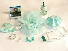Littlest Pet Shop Clothes Accessories 12 pc lot *lps not included* skirt bow