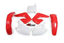 Honda CR250R 2000 2001 Plastic Kit Plastics CR0-OEM-501