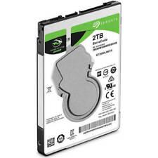 Disco duro HDD SEAGATE 2.5'' 2TB 5400RPM 128MB SATA3 Barracuda - ST2000LM015