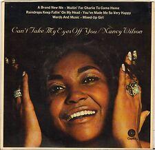 """NANCY WILSON """"A BRAND NEW ME"""" SOUL JAZZ 60'S EP CAPITOL SU-429"""