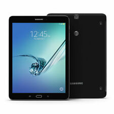 "Samsung Galaxy Tab S2 9.7"" 32GB Black SM-T817A WiFi+4G Cellular Unlocked AT&T"