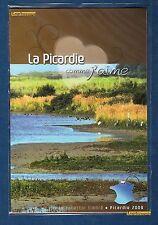 Le collector Timbré Comme J'Aime La Picardie 10 Timbres Autocollants neufs 2009