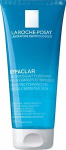 LaRoche Posay EFFACLARPURIFYING CLEANSINGgel 200ml For Oily and Sensitive Skin