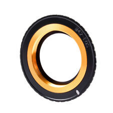 Hot AF Confirm Adapter For M42 Lens to Canon EOS EF EOS(5DIII,5DII,6D,5D,7D,60D)
