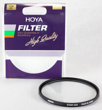 Hoya 52mm Cross Screen 6-Point Star Effect Glass Filter IN52STAR6 ,London