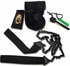 Pocket Saw 36-Inch Survival Saw Pocket Chain Saw With Pouch Hunting Camping Fire