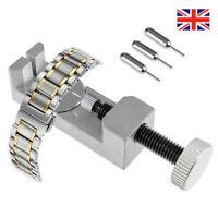 Top Metal Adjustable Watch Band Strap Bracelet Link Pin Remover Repair Tool Kit