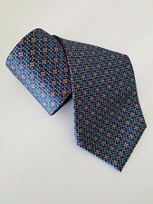 ALDO CONTI Multi-colored Neck Tie 100% Silk