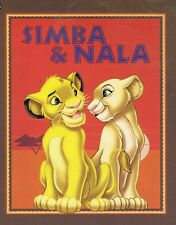 Disney Rey León Simba y Nala Cachorros 100% Acolchado De Algodón Panel tela