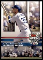 2020 Topps Series 2 HR Challenge #H -25 Cody Bellinger - Los Angeles Dodgers