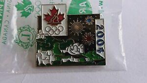 Canadian NOC Athens 2004 pins rare