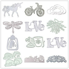 Metal Cutting Dies Scrapbook Embossing Die Stencils Album DIY Card Paper Cr mil
