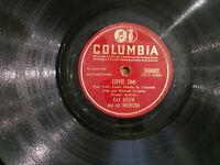 "Kay Kyser Coffee Time / Angel Columbia 36882 78 rpm 10"" VG 1945"