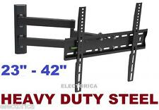 "23 42"" LCD LED HD TV ARTICULATING WALL MOUNT 24 30 32 34 36 38 40 SAMSUNG SONY"