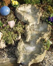 SUPER Wasserfall Bachlauf FULDA Granit  mit Quelle NEU