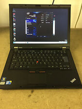 "IBM T410 Barato i5 Portátil Windows 7, 4Gb, 160GB, 14.1"". Buen estado. 15 Avial"