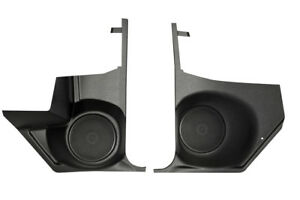 64 65 66 67 Chevelle Kick Panels or GM A Body no speakers with cutout  with AC