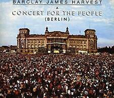 Barclay James Harvest - A Concert For The People - Ber (NEW CD)