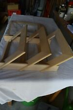 2 Zeitungsständer neu von IKEA KLIPPA aus Holz
