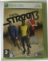 XBOX 360 Game FIFA Street 3 EA Sports PAL - Disc/Manual - Worldwide Shipping