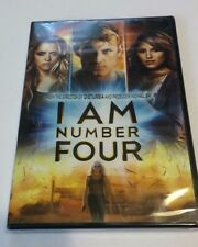 I Am Number Four DVD 2011 Widescreen Brand New SEALED