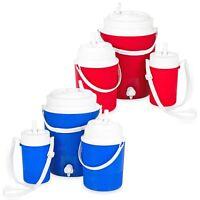 Redcliffs Outdoor Portable Gear Drink Barrel Water Jug Set Beer Travel Camping