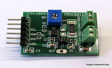 MAX9611 Current Measurement Board with I2C. Arduino /  ESP8266. UK Seller.