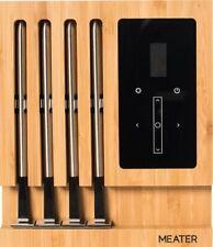 Meater Block kabelloses Fleischthermometer 4er, Wireless Smart