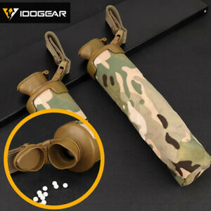 IDOGEAR MOLLE Bullet Storage Bag for BB Speedloader Hunting Bullet Carrier Army
