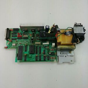Apple IIc Computer Scribe Printer Replacement Main Board Mother Power